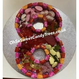Birthday Number Sweet Sweetie Cakes