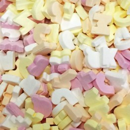 Candy Alphabet Letters 100g