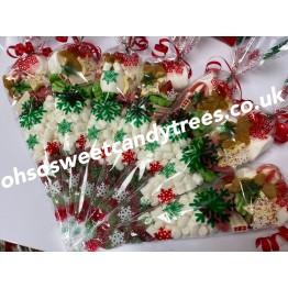 Christmas Festive Sweet Cones