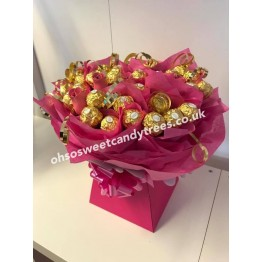 Ferrero Rocher Box Bouquet