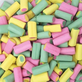 Haribo Rhubarb & Custard 100g Gift Bag