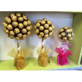 Ferrero Rocher Chocolate Tree
