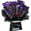 Cadbury Dairy Milk Fruit & Nut Chocolate Bar Bouquet