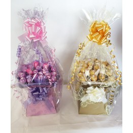 Lilac Themed Ferrero Rocher Box Bouquet