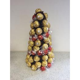 Ferrero & Lindor Chocolate Cone