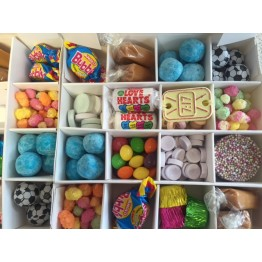 Retro Penny Sweets Selection Box