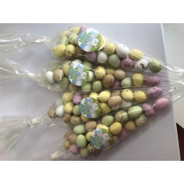 Chocolate Mini Eggs Sweet Cone 110g