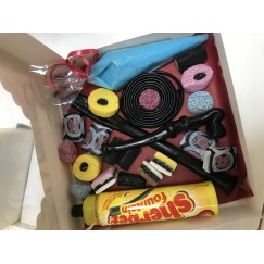 Assorted Liquorice Sweet Gift Box