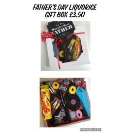 A SPECIAL OFFER! Father's Day Liquorice Gift Box