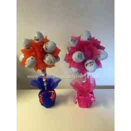 Kinder Surprise Egg Tree