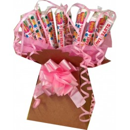 Love Hearts Sweet Box Bouquet