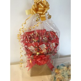 Maltesers Chocolate Box Bouquet