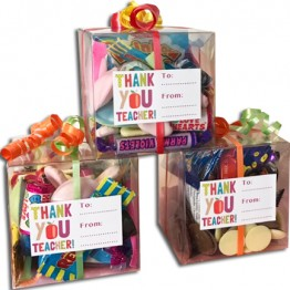 Thank You Teacher Sweet Cubes Gift