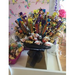 XXL Sweets and Chocolate Bouquet