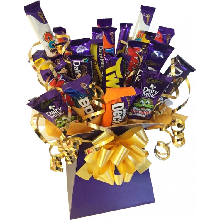 Chocolate Lolly Bouquets Uk