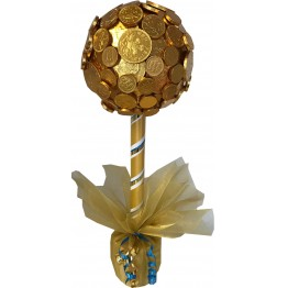 Chocolate Coin Tree