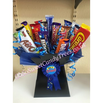 2019 Father's Day Chocolate 'Man Bouquet'