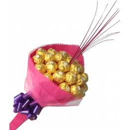 Chocolate Bouquet - Fully Ferrero!