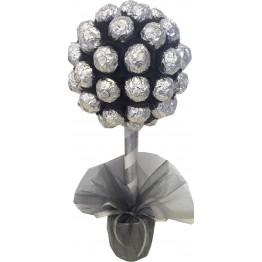 Ice Silver Ferrero Rocher Chocolate Tree