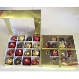 Lindor & Ferrero Assorted Selection Box in Gold