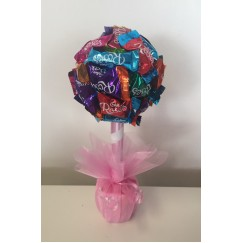Lolly Explosion Box Bouquet