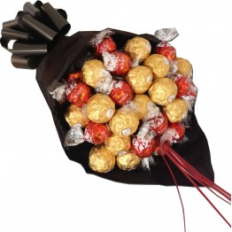 Chocolate Bouquet - Fully Ferrero & Lindor