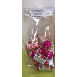 Mini Love Hearts 100g Gift Bag