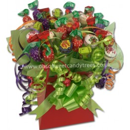 Lollipop Explosion Box Bouquet