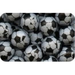 Milk Chocolate Footballs 100g Gift Bag