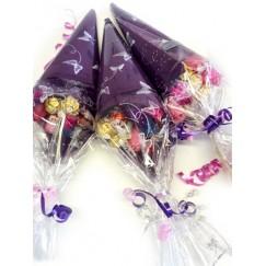 Mini Ferrero Rocher & Lindor Rose Bouquet