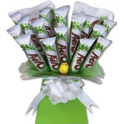 Peppermint Aero Chocolate Bouquet
