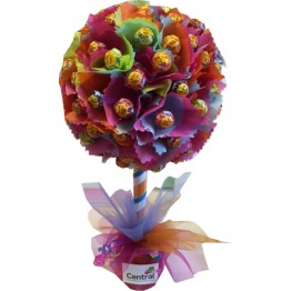 Rainbow Themed Chupa Chups Lolly Tree
