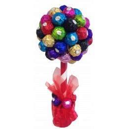 Ferrero Rocher Tree Multicoloured