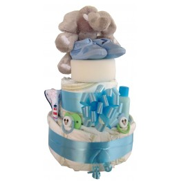Nappy Cake - The Ultimate New Baby Gift