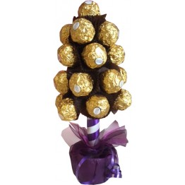 Ferrero Rocher Christmas Cone Tree