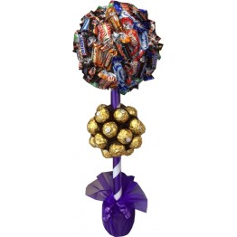 Ferrero Rocher & Chocolate Mix Tree