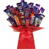 Chocolate Bar Bouquet